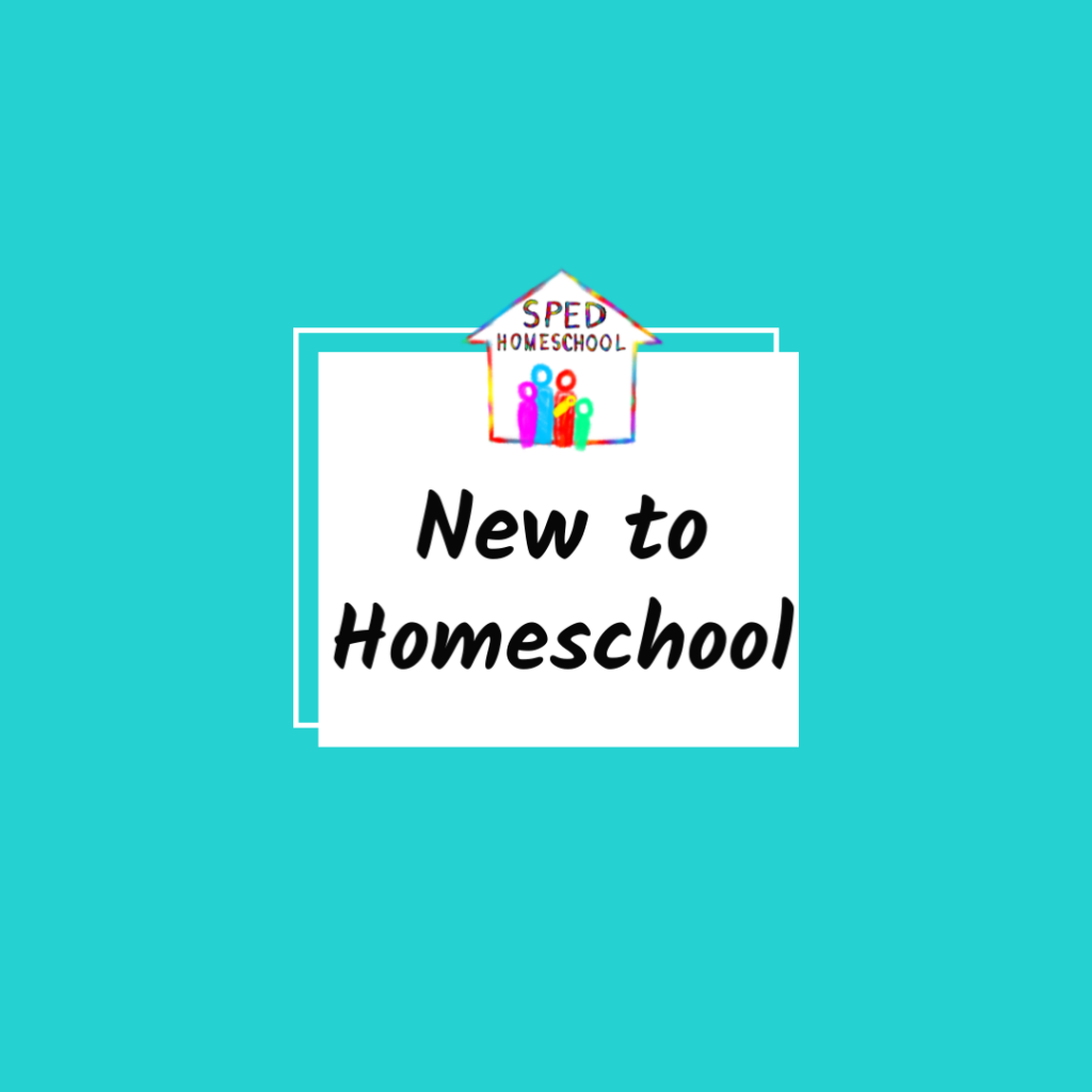 New to Homeschooling Resoources