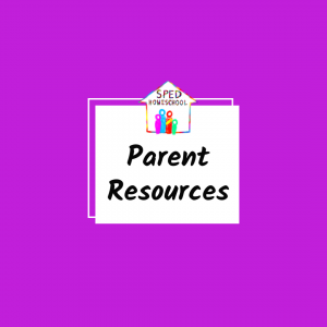 parent homeschooling resources