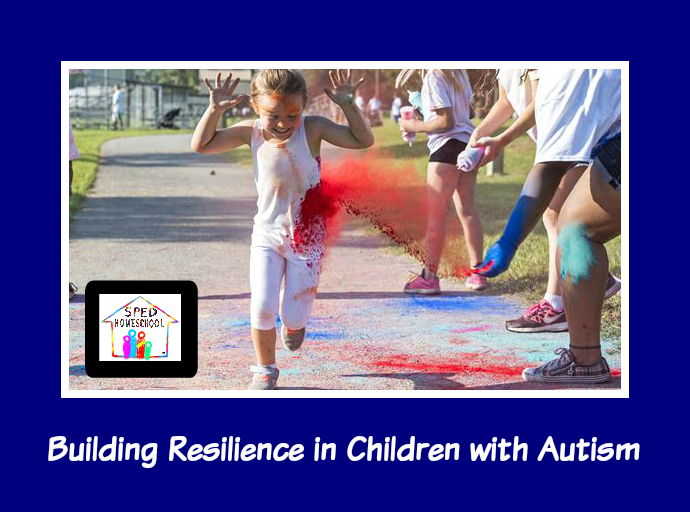 building autism resilience blog image