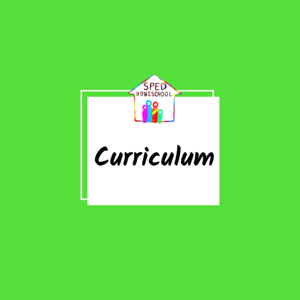 Curriculum options